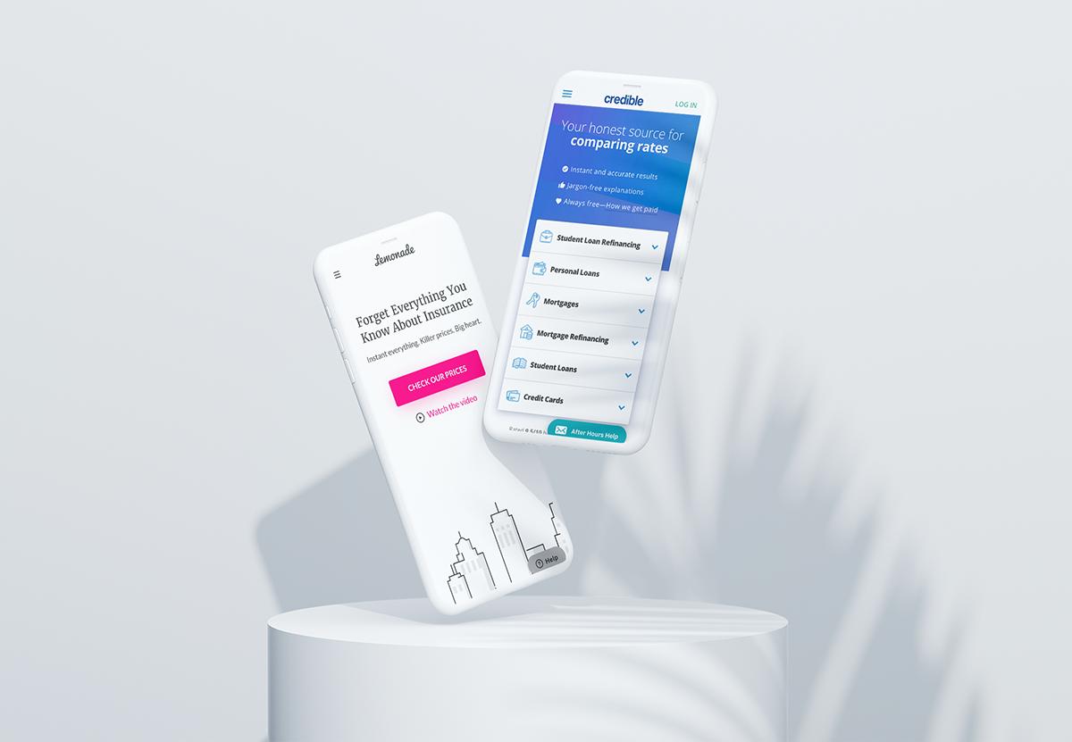 lemonade-credible-mobile-design