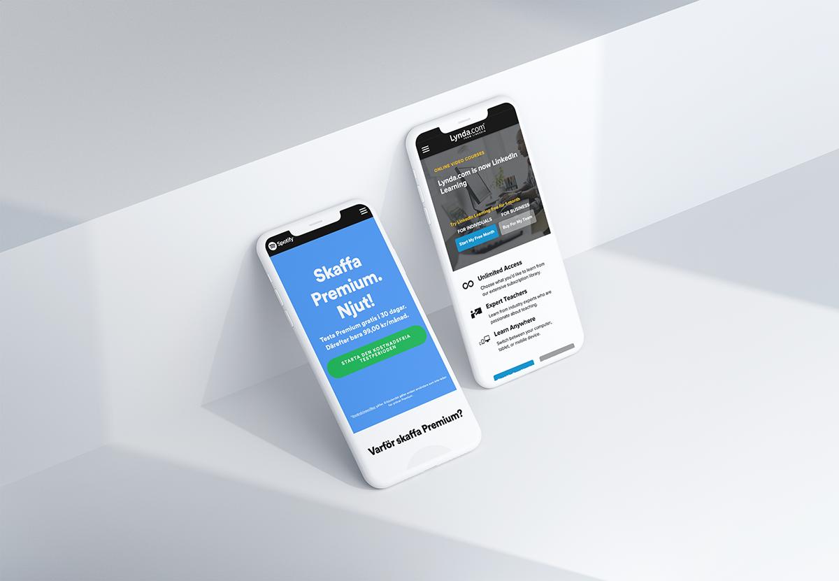 lynda-spotify-mobile-design